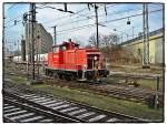 BR 363/21225/br-363-664-4-von-railion-db BR 363 664-4 von Railion DB Logistics in Berlin-Lichtenberg