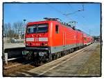 BR 114/21201/br-114-008-6-auf-der-linie BR 114 008-6 auf der Linie RE3 nach Elsterwerda in Bernau
